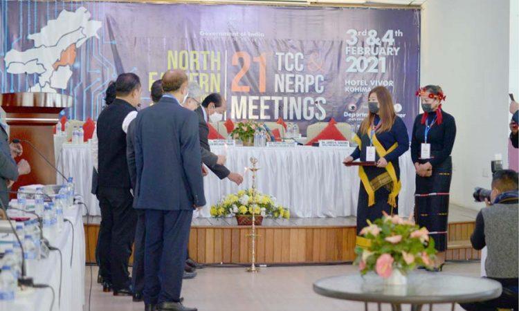 21st NERPC meeting