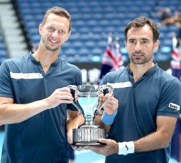 Australian Open mens doubles title