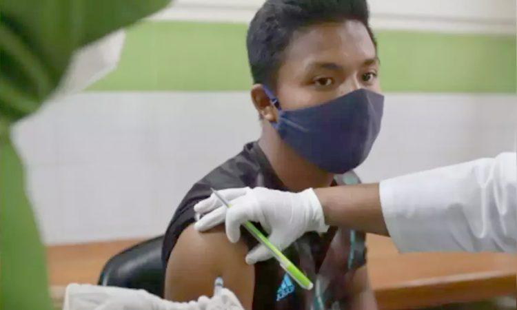 Bangladesh vaccination