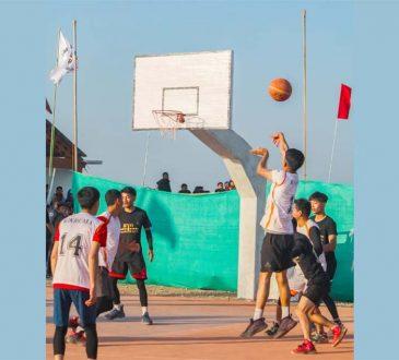 CAGSA basket ball