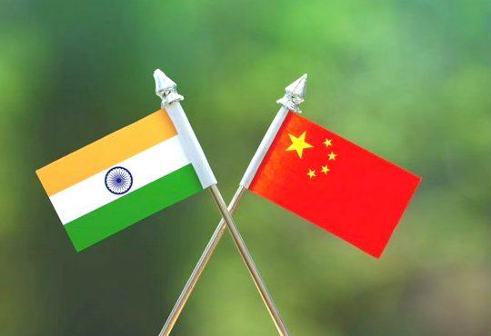 India to China