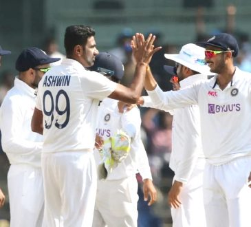 Indias two day win