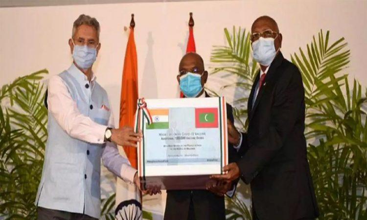 Jaishanker Maldives