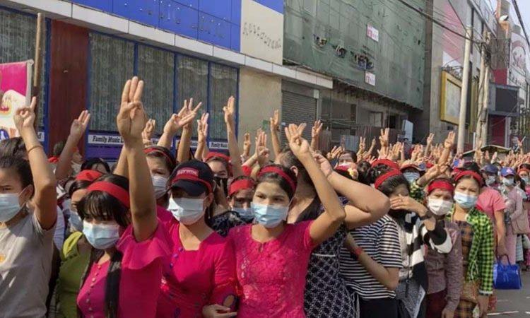 Myanmar blocks
