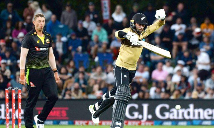 New Zealand beat Australia