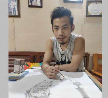 Artist Nokmachier