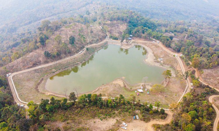 Rejuvination of Nsonji Lake Sendenyu