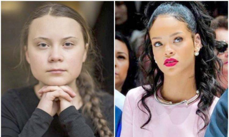 Rihanna Greta