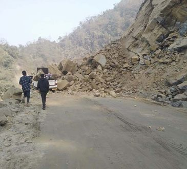 Rockslide 3