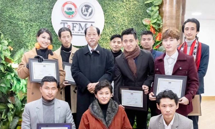 TafMA awards