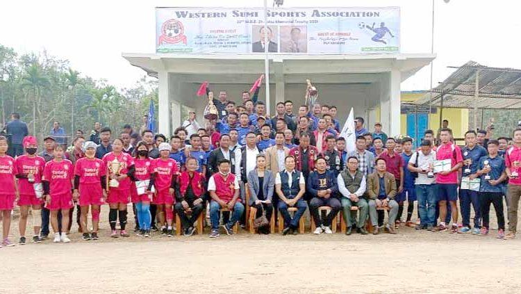 Western Sumi sports