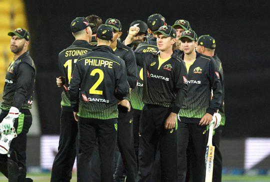 Australia beat New Zealand