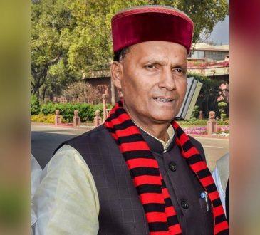 BJP MP Ram Swaroop Sharma