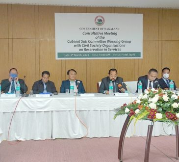 Consultative Meeting on Reservation