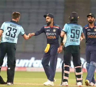 India vs England 1st ODI