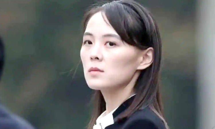 Kim Jongs sister