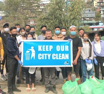 Kohima cleanliness drive