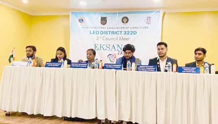 Leo Club Council Meet