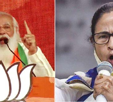 PM and Mamata