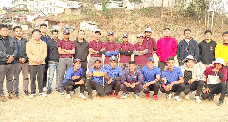 Super Six Cricket trophy
