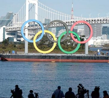 Tokyo Olympics 1