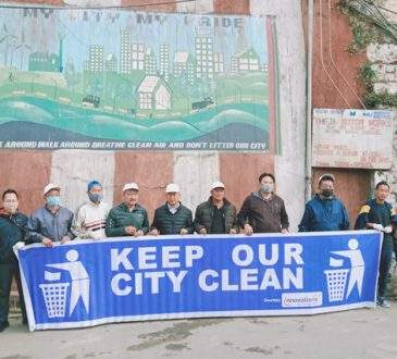 Keep Our city clean