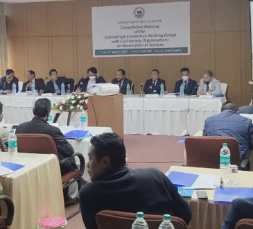 Consultative Meeting on Reservation Policy