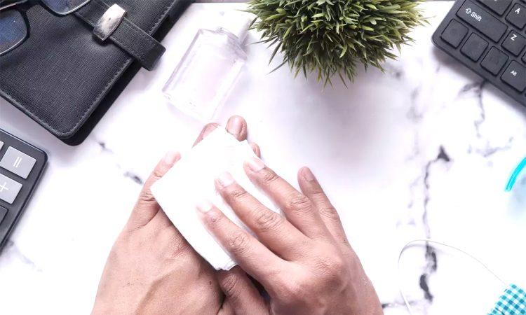skin swab tests