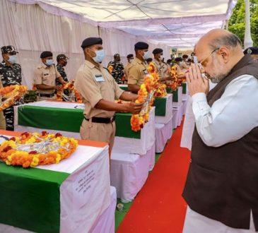 Amit Shah Naxals