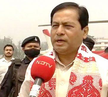 Assam Chief Minister