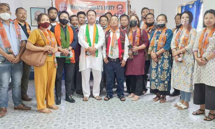 BJP Mokokchung