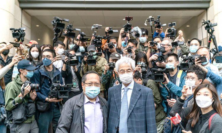 Hong Kong democracy leaders