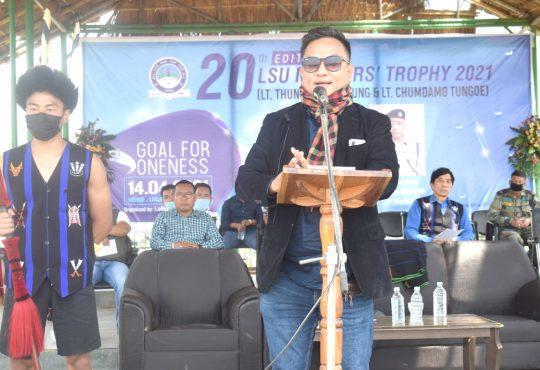 LSU martyrs trophy