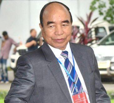 Mizoram Chief Minister Zoramthanga