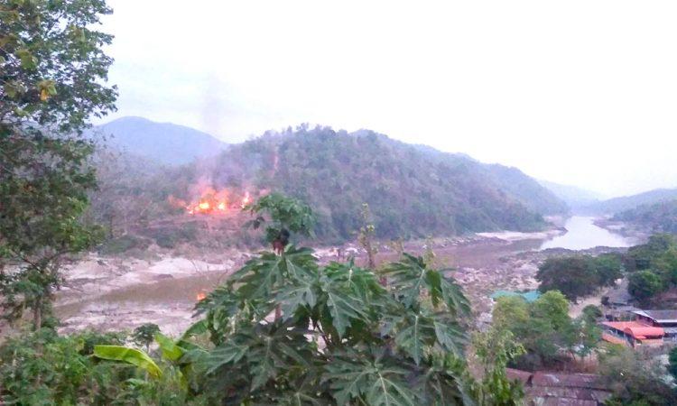 Myanmar guerrillas