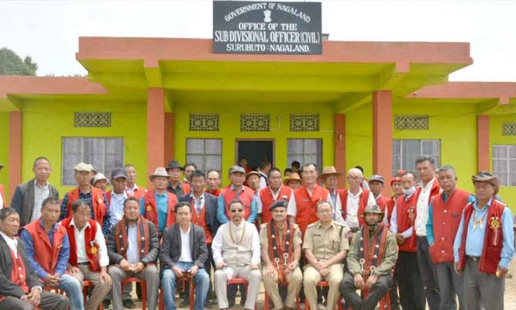 New SDO C office inaugurated at Suruhuto
