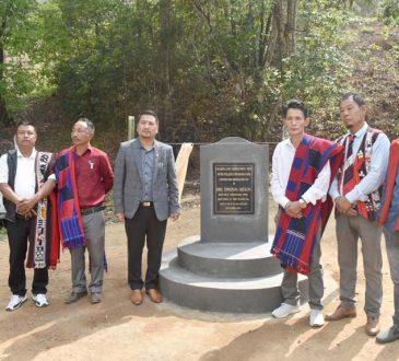 Tongpang inaugurates