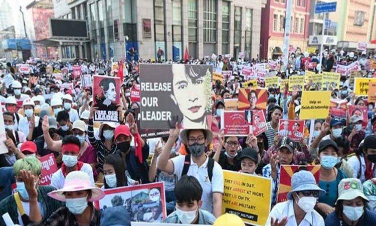 asean leaders demand myanmar coup