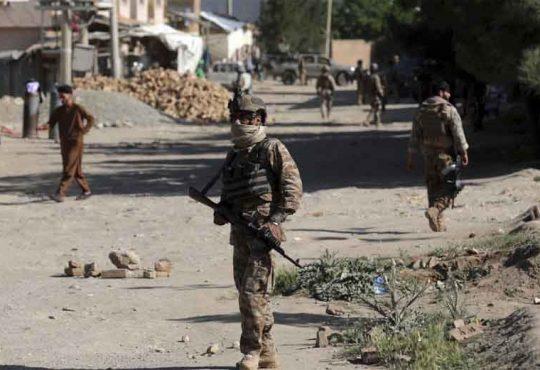 Afghan ceasefire