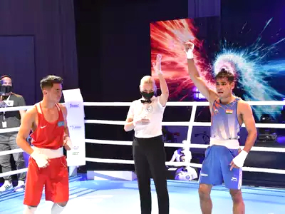 Asian Boxing Championships