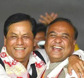 Assam CM change
