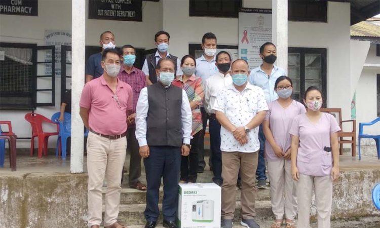 BJP impur oxygen