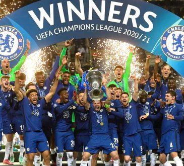Champions League Final 2