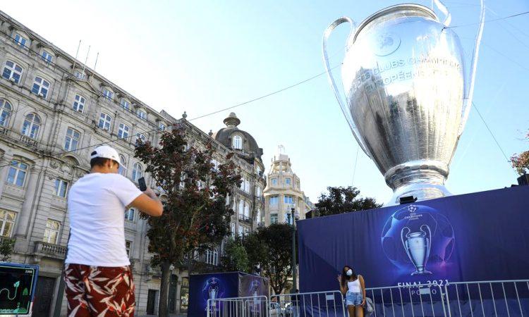 Champions League final 1