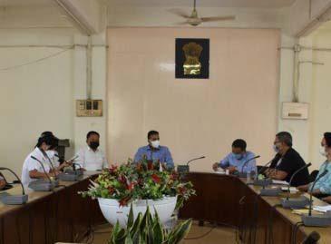 Dimapur DTF meeting on 21st April