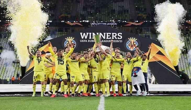 Europa League title