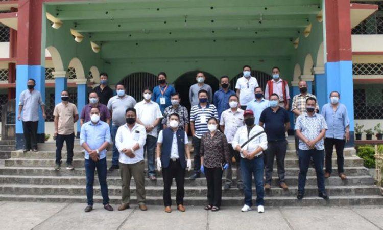 Kohima DTF visits DBS Zubza