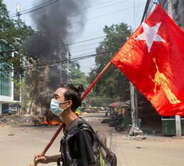 Myanmar junta attacks