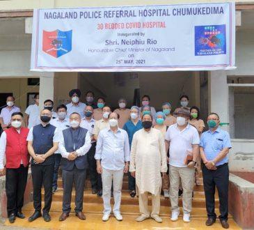 Police hospital chumu