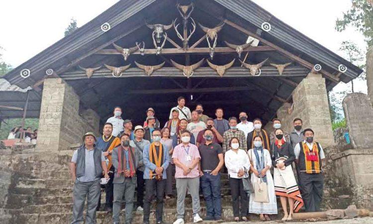 The Khonoma Experience at Terhotsiese Khonoma